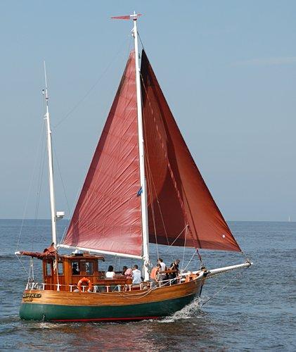 Glauke, Volker Gries, Hanse Sail Rostock 2009 , 08/2009