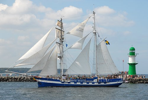 Baltic Beauty, Volker Gries, Hanse Sail Rostock 2009 , 08/2009
