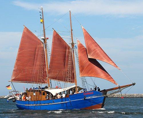 Gotland, Volker Gries, Hanse Sail Rostock 2009 , 08/2009