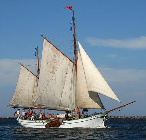 Berta, Volker Gries, Hanse Sail Rostock 2009 , 08/2009