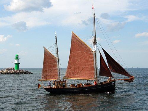 Lene, Volker Gries, Hanse Sail Rostock 2009 , 08/2009