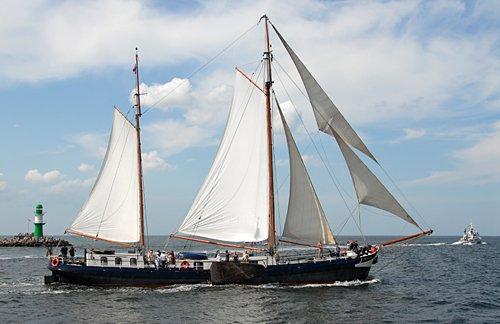 Skylge, Volker Gries, Hanse Sail Rostock 2009 , 08/2009