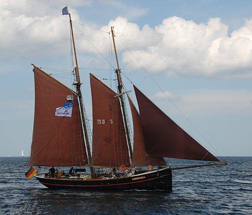 Victor Jara, Volker Gries, Hanse Sail Rostock 2009 , 08/2009
