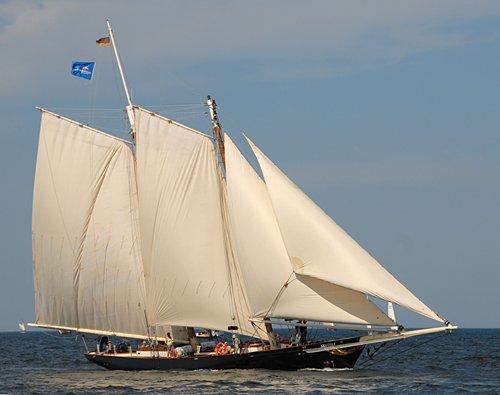 Skythia, Volker Gries, Hanse Sail Rostock 2009 , 08/2009