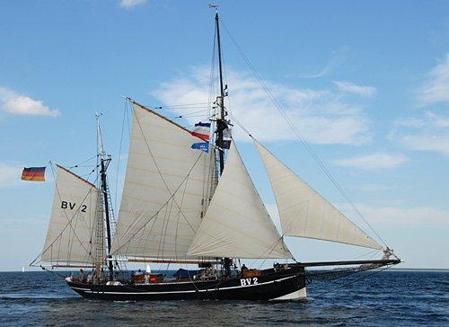 Vegesack BV2, Volker Gries, Hanse Sail Rostock 2009 , 08/2009