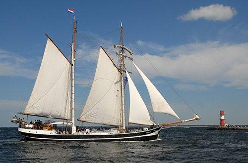 Banjaard, Volker Gries, Hanse Sail Rostock 2009 , 08/2009