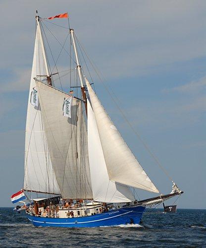 Stortemelk, Volker Gries, Hanse Sail Rostock 2009 , 08/2009