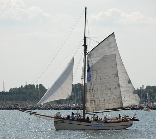 Hoffnung, Volker Gries, Hanse Sail Rostock 2009 , 08/2009