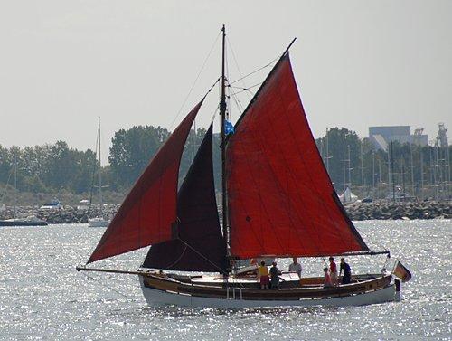 Donar, Volker Gries, Hanse Sail Rostock 2009 , 08/2009