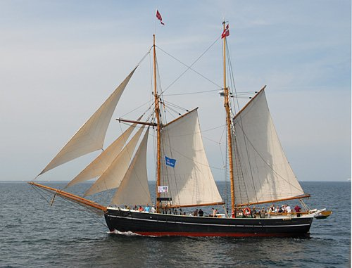 Aron, Volker Gries, Hanse Sail Rostock 2009 , 08/2009