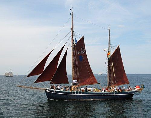 Sarpen, Volker Gries, Hanse Sail Rostock 2009 , 08/2009