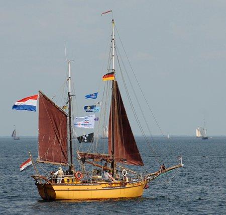 Cor.13:13, Volker Gries, Hanse Sail Rostock 2009 , 08/2009