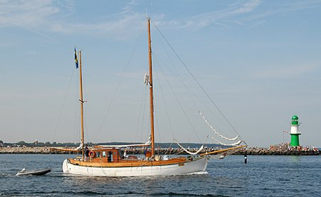 Tolly, Volker Gries, Hanse Sail Rostock 2009 , 08/2009