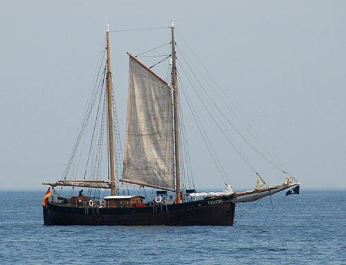 Vestby, Volker Gries, Hanse Sail Rostock 2009 , 08/2009