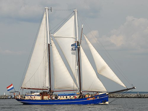 Oban, Volker Gries, Hanse Sail Rostock 2009 , 08/2009