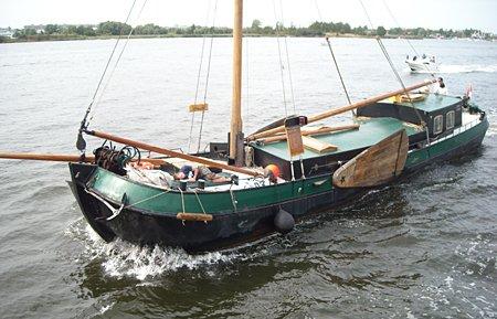 Vrouw Trijntje, Volker Gries, Hanse Sail Rostock 2009 , 08/2009
