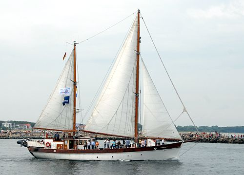Freddy, Volker Gries, Hanse Sail Rostock 2010 , 08/2010