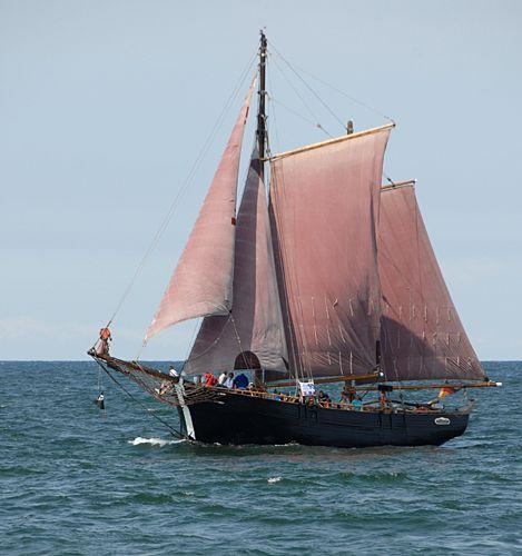 Ninive, Volker Gries, Hanse Sail Rostock 2010 , 08/2010