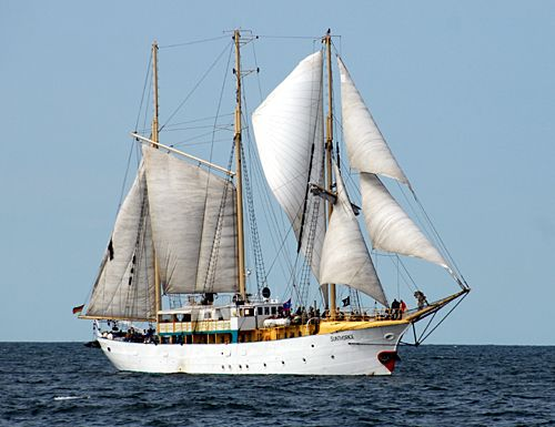 Sunthorice, Volker Gries, Hanse Sail Rostock 2010 , 08/2010