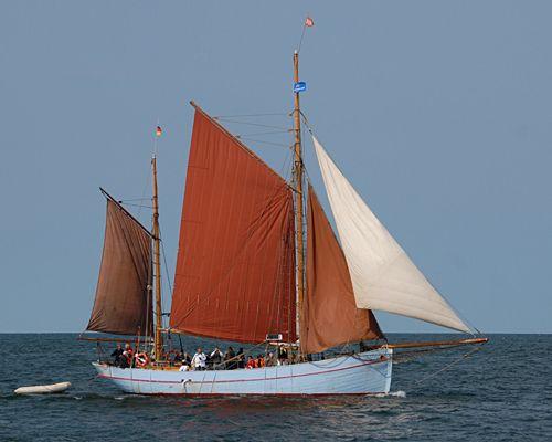 Bodil, Volker Gries, Hanse Sail Rostock 2010 , 08/2010