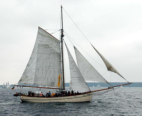Hoffnung, Volker Gries, Hanse Sail Rostock 2010 , 08/2010