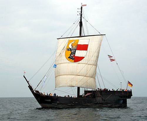 Wissemara, Volker Gries, Hanse Sail Rostock 2010 , 08/2010