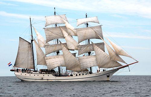 Artemis, Volker Gries, Hanse Sail Rostock 2010 , 08/2010