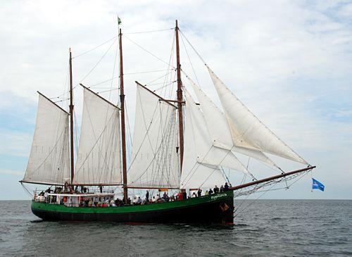 Pippilotta, Volker Gries, Hanse Sail Rostock 2010 , 08/2010