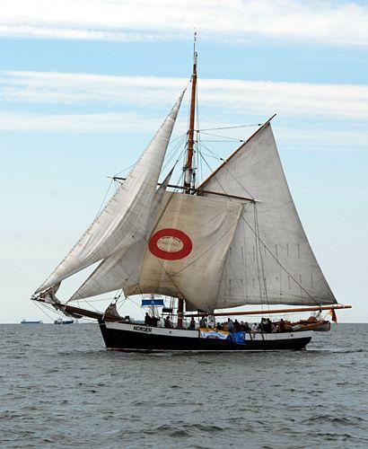 Norden, Volker Gries, Hanse Sail Rostock 2010 , 08/2010