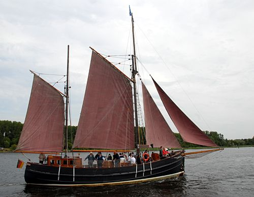 Star of Hope, Volker Gries, Hanse Sail Rostock 2010 , 08/2010