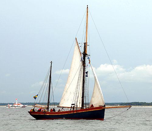 Bjørnsund, Volker Gries, Hanse Sail Rostock 2010 , 08/2010