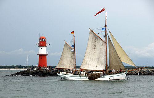 Berta, Volker Gries, Hanse Sail Rostock 2010 , 08/2010