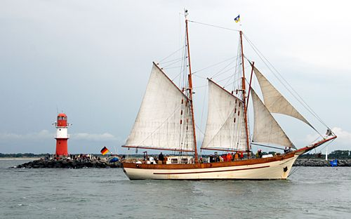 Freedom, Volker Gries, Hanse Sail Rostock 2010 , 08/2010