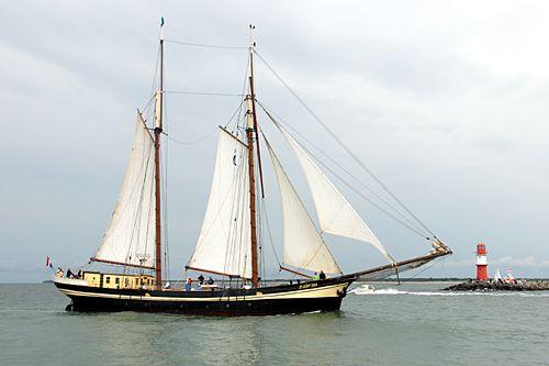 Zuiderzee, Volker Gries, Hanse Sail Rostock 2010 , 08/2010