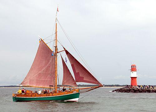 Ellen, Volker Gries, Hanse Sail Rostock 2010 , 08/2010