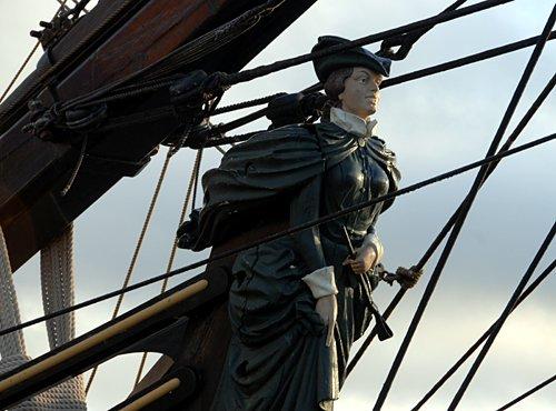 Bounty II, Volker Gries, Hanse Sail Rostock 2011 , 08/2011