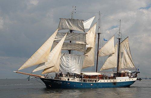 Atlantis, Volker Gries, Hanse Sail Rostock 2011 , 08/2011