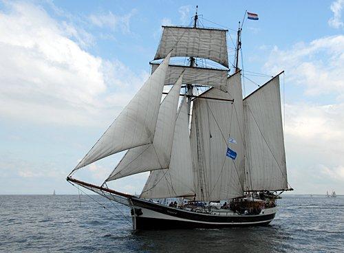 Banjaard, Volker Gries, Hanse Sail Rostock 2011 , 08/2011
