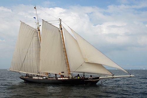 Skythia, Volker Gries, Hanse Sail Rostock 2011 , 08/2011