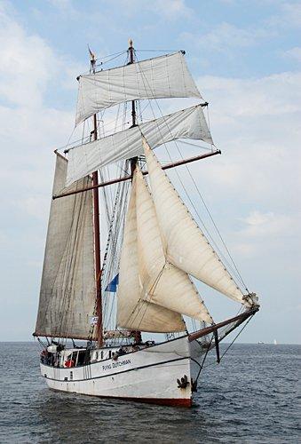 Flying Dutchman, Volker Gries, Hanse Sail Rostock 2011 , 08/2011