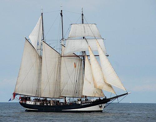 Oosterschelde, Volker Gries, Hanse Sail Rostock 2011 , 08/2011