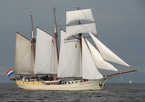 Mare Frisium, Volker Gries, Hanse Sail Rostock 2011 , 08/2011