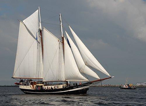 Abel Tasman, Volker Gries, Hanse Sail Rostock 2011 , 08/2011