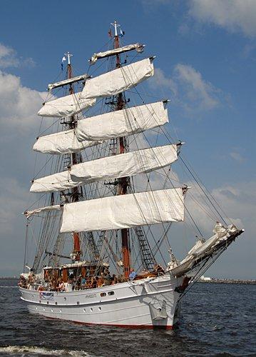 Aphrodite, Volker Gries, Hanse Sail Rostock 2011 , 08/2011