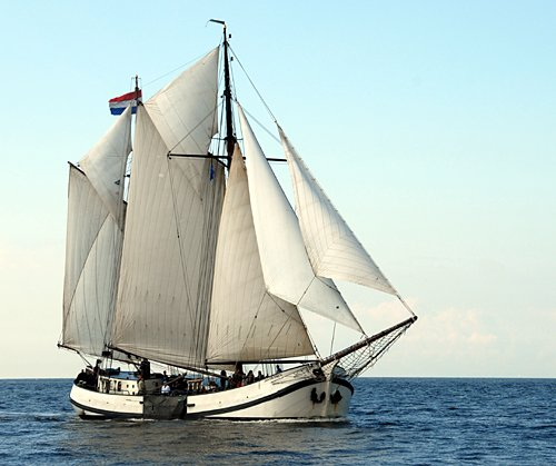Engelina, Volker Gries, Hanse Sail Rostock 2011 , 08/2011