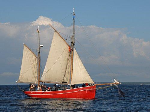 Gefion, Volker Gries, Hanse Sail Rostock 2011 , 08/2011