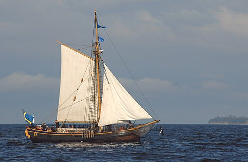 Hiorten, Volker Gries, Hanse Sail Rostock 2011 , 08/2011
