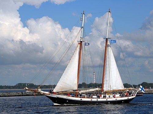 Amazone, Volker Gries, Hanse Sail Rostock 2011 , 08/2011
