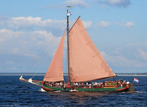 De Albertha, Volker Gries, Hanse Sail Rostock 2011 , 08/2011