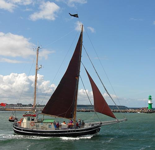 Alte Liebe, Volker Gries, Hanse Sail Rostock 2012 , 08/2012